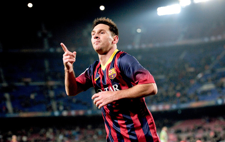 Messi brilha em seu retorno 196c134cecfc1