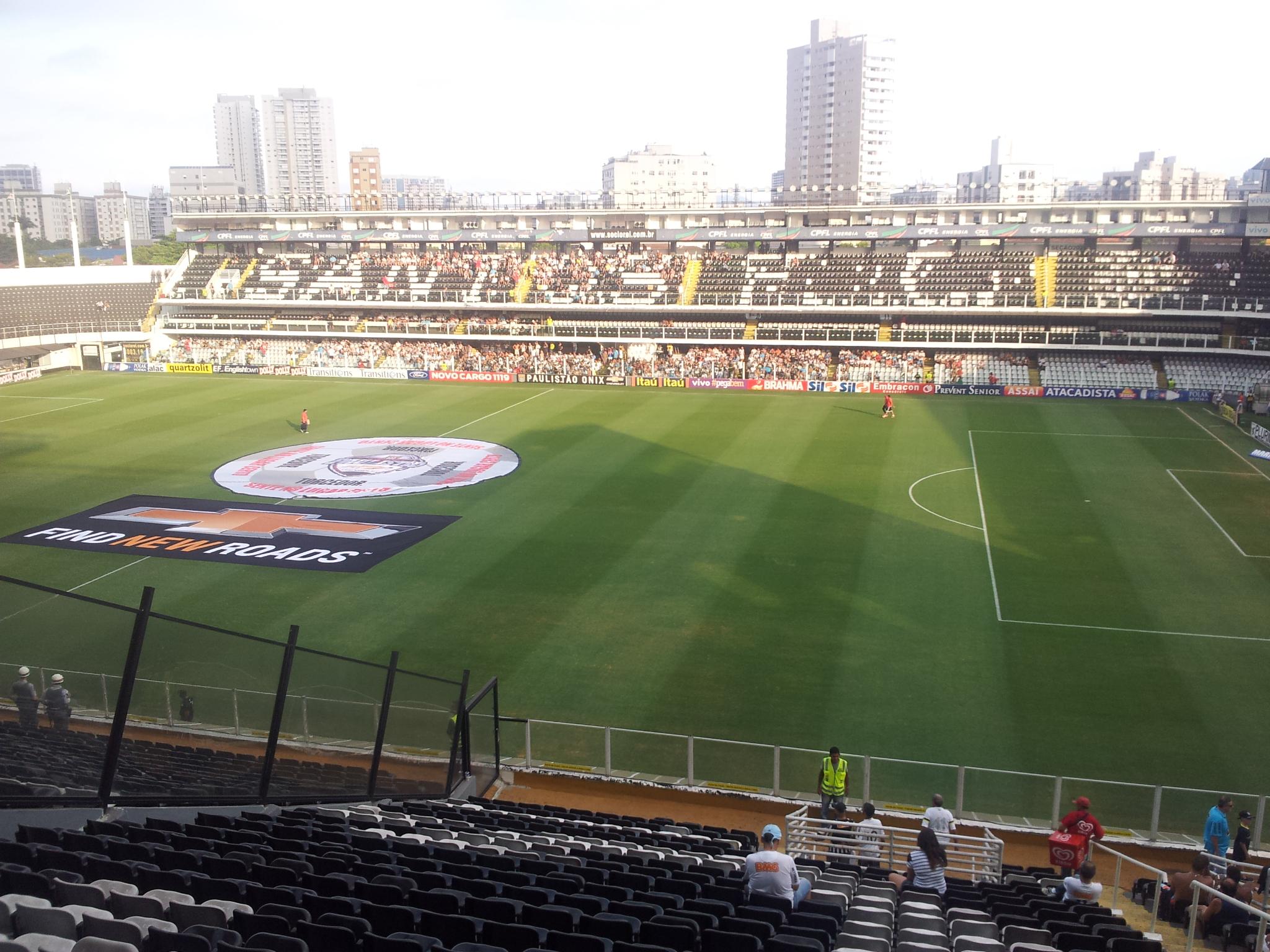 Santos x Comercial-SP  ingressos à venda a partir desta quinta-feira ... 1d0304ca625b8