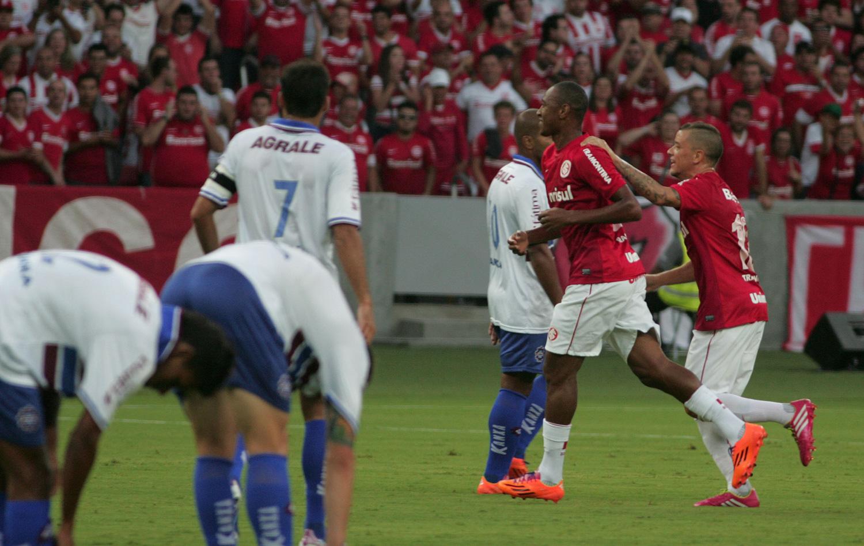 Inter x Caxias é marcado por goleada histórica e larga vantagem colorada  84276a2fcfb5b