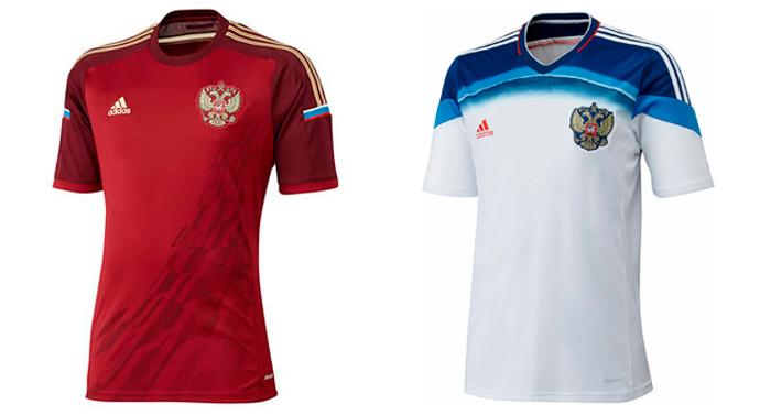 Camisa da Rússia é eleita a mais bela em enquete do Esporte Espetacular  aeaed46b99623