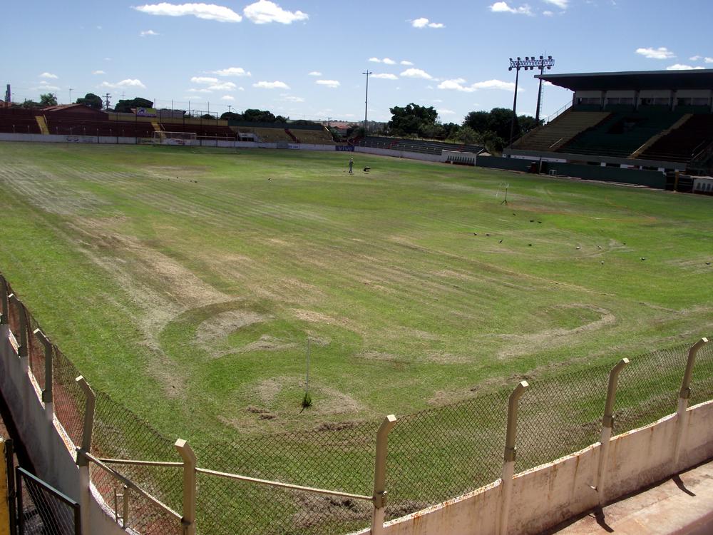 Barretos faz últimos ajustes no estádio Fortaleza para estreia na A3 - Globo.com