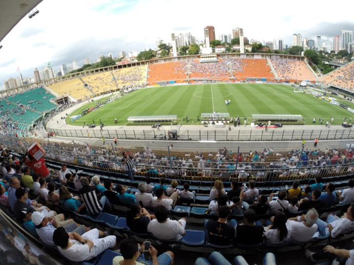 Santos inicia venda de ingressos para jogo contra o Botafogo adafcdd7a0343