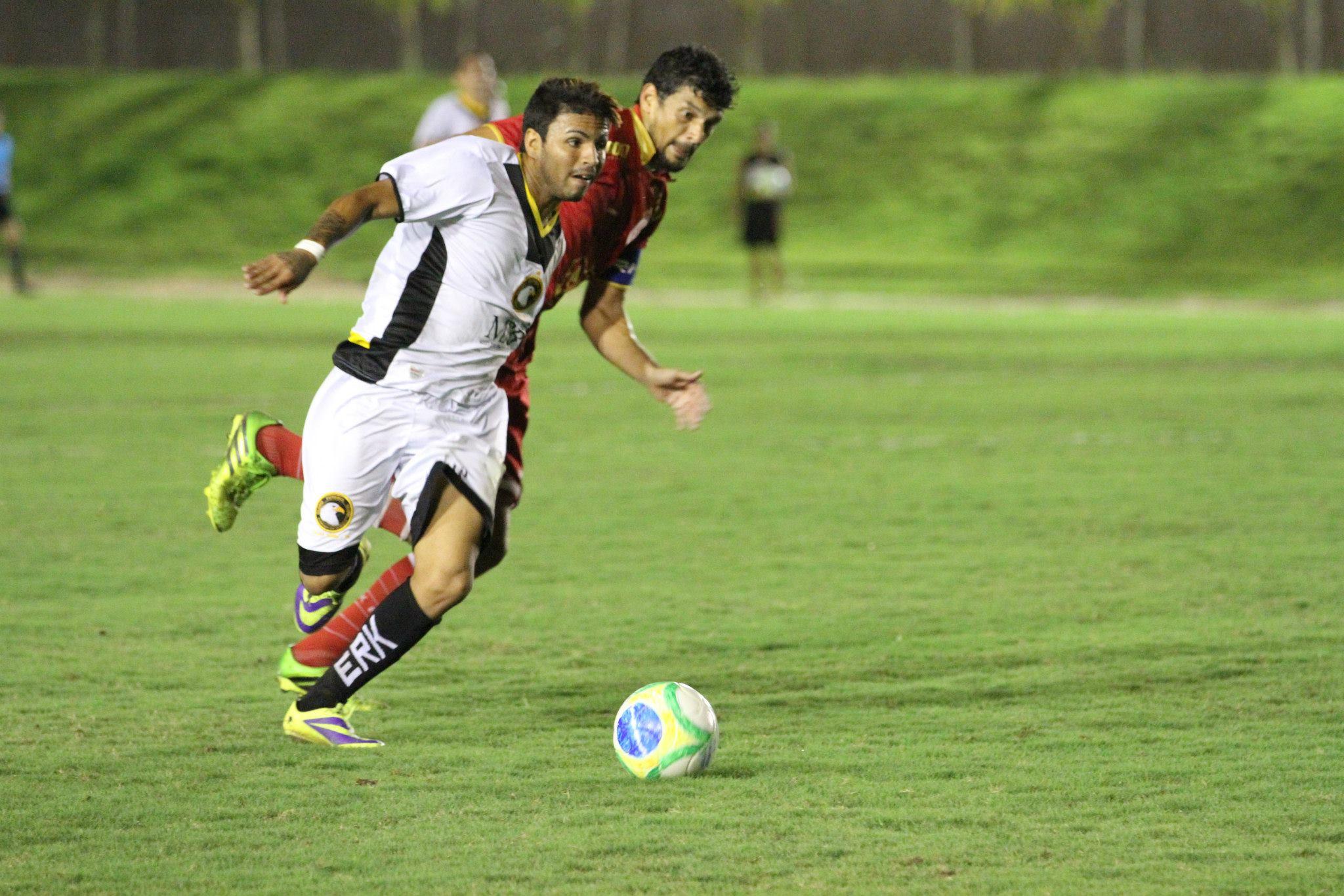 Técnico mexe bem no time e Globo FC vence Treze por 2 a 0 no ... - Globo.com