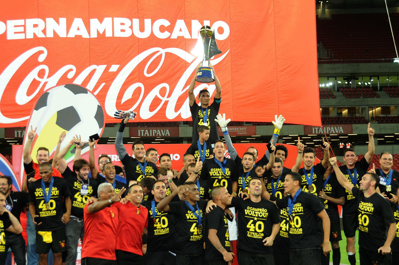 Resultado de imagem para sport campeão pernambucano diante do Náutico