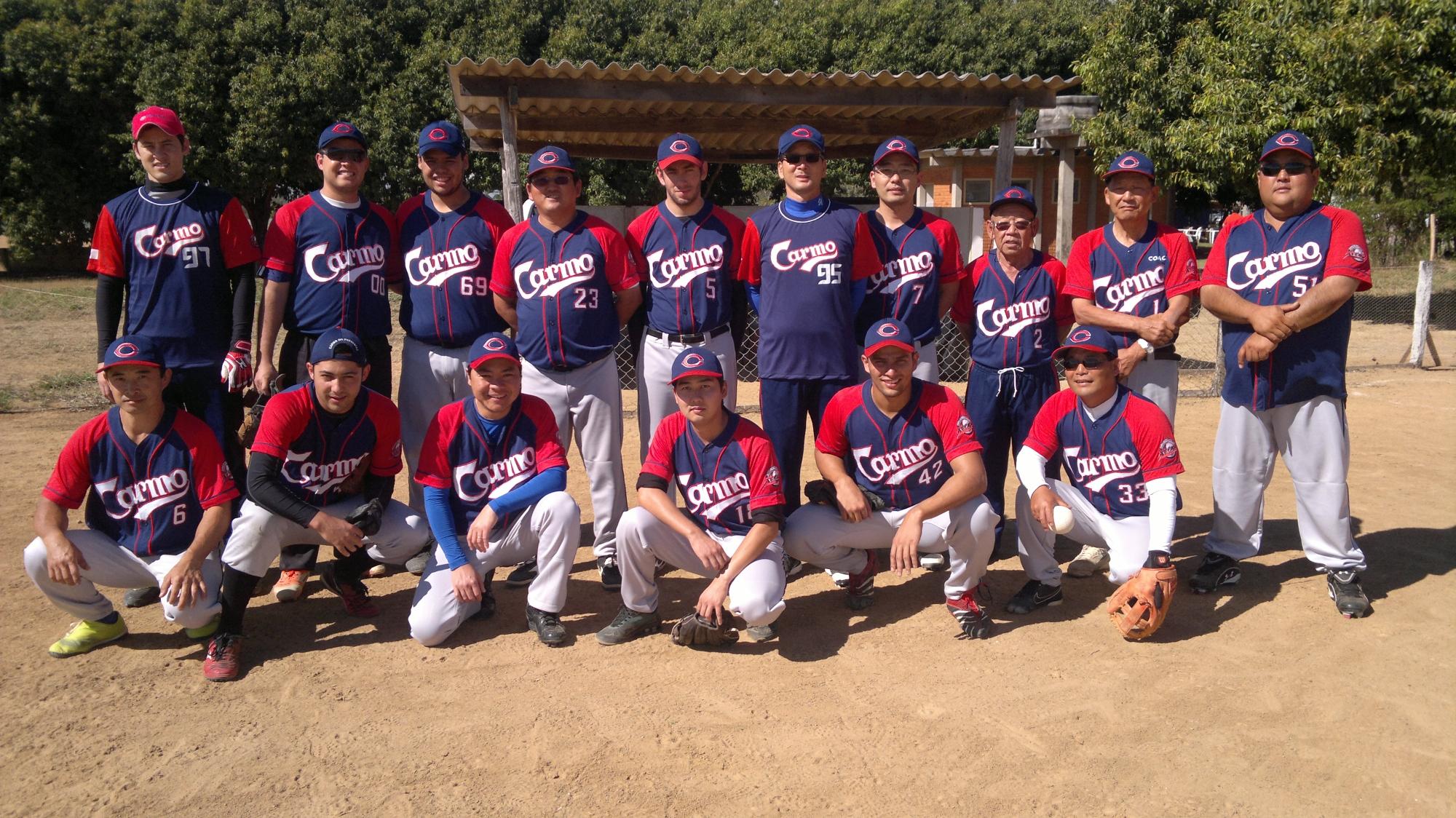 e30dabdc2c De pai para filho  beisebol é herança cultural japonesa no interior de  Minas