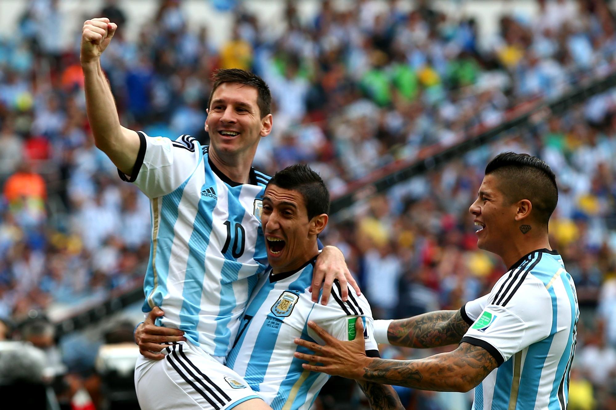 c1493e0f88a3d Messi vê evolução da Argentina no Beira-Rio