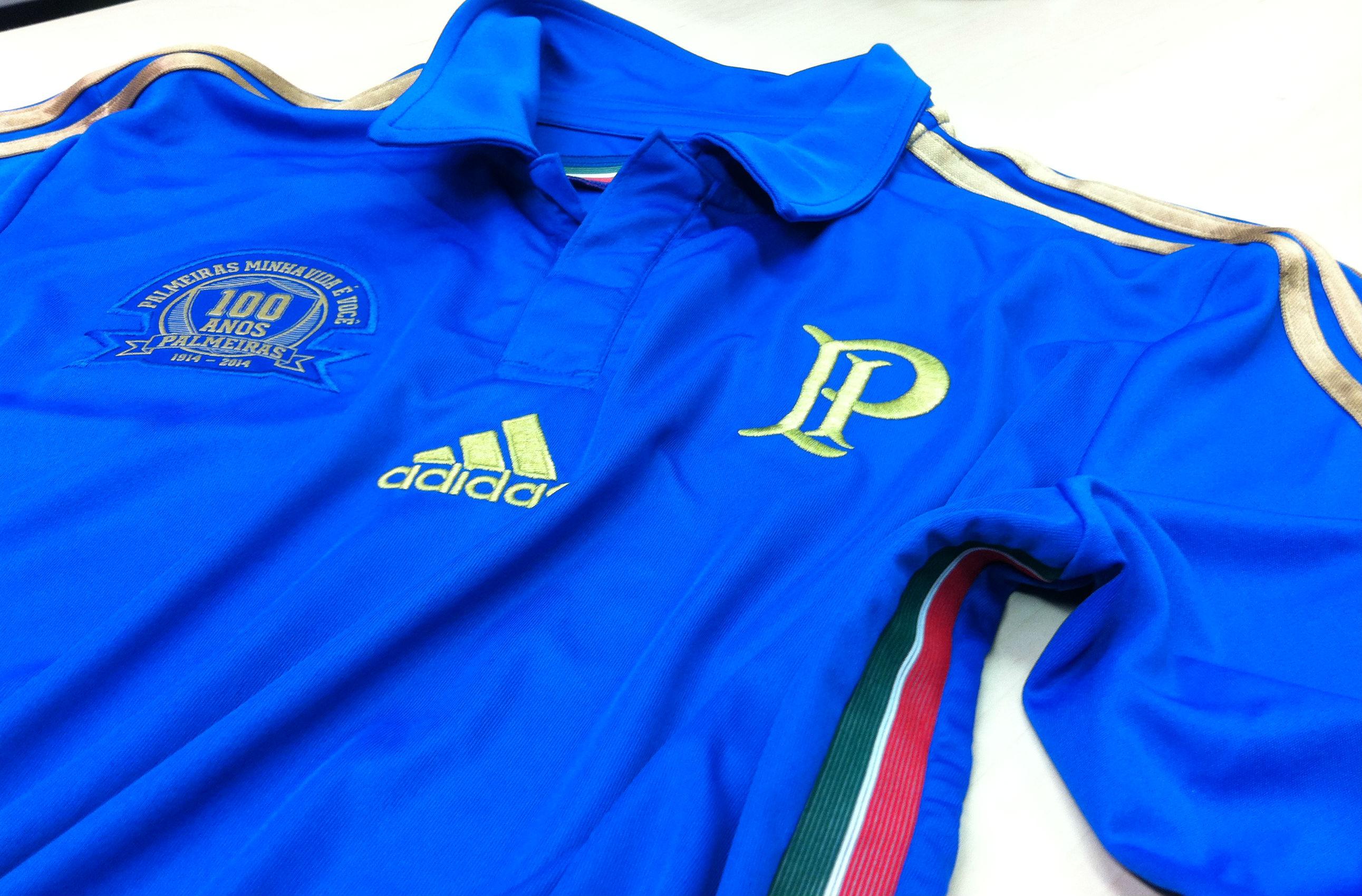 13891c81a7 Palmeiras lança camisa