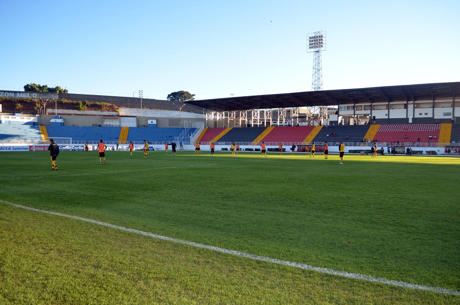 De olho no estadual, Boa Esporte faz primeiro jogo-treino neste ... - Globo.com