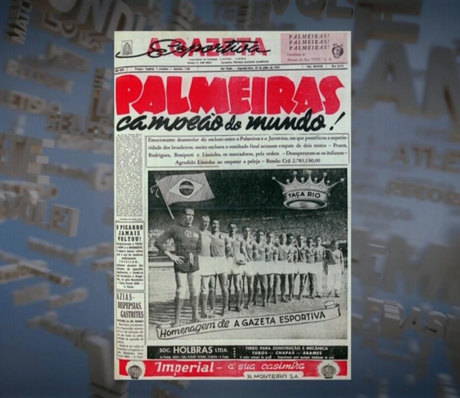Cereto vê oficialização do Mundial nos 100 anos do Palmeiras como especial   1119980667335
