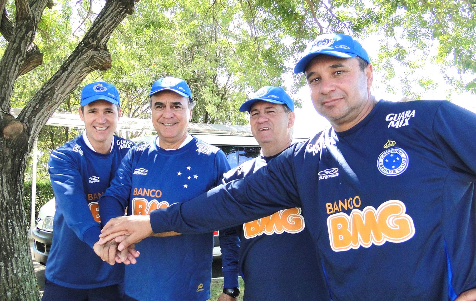 Os três mosqueteiros de Marcelo Oliveira  um pacto pelo sucesso ... ec8296fd5e31a
