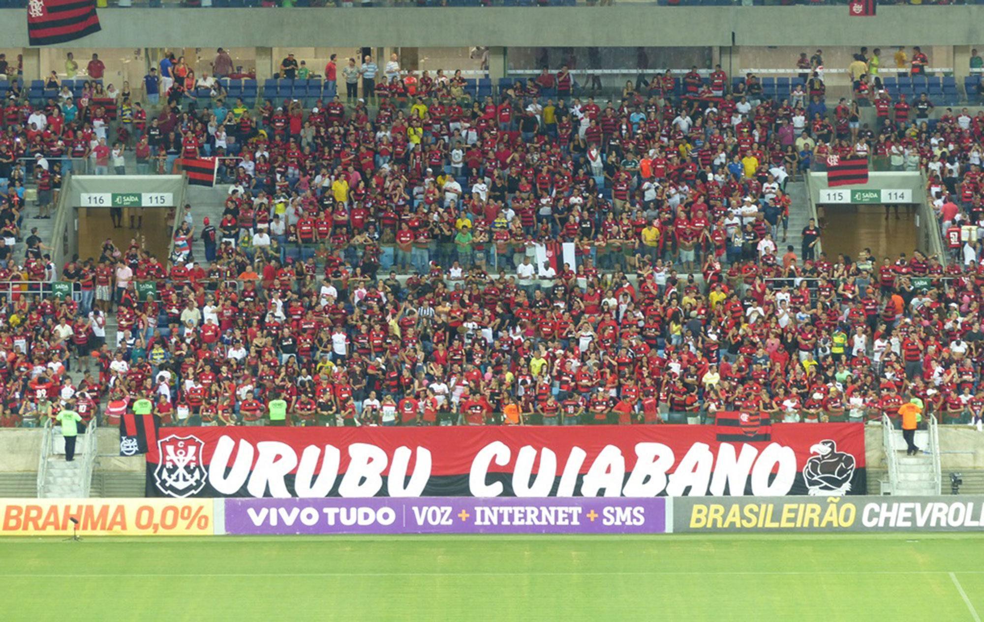 Vasco x Flamengo na Arena Pantanal  ingressos à venda a partir de R  70 c8b42cec6dfe3