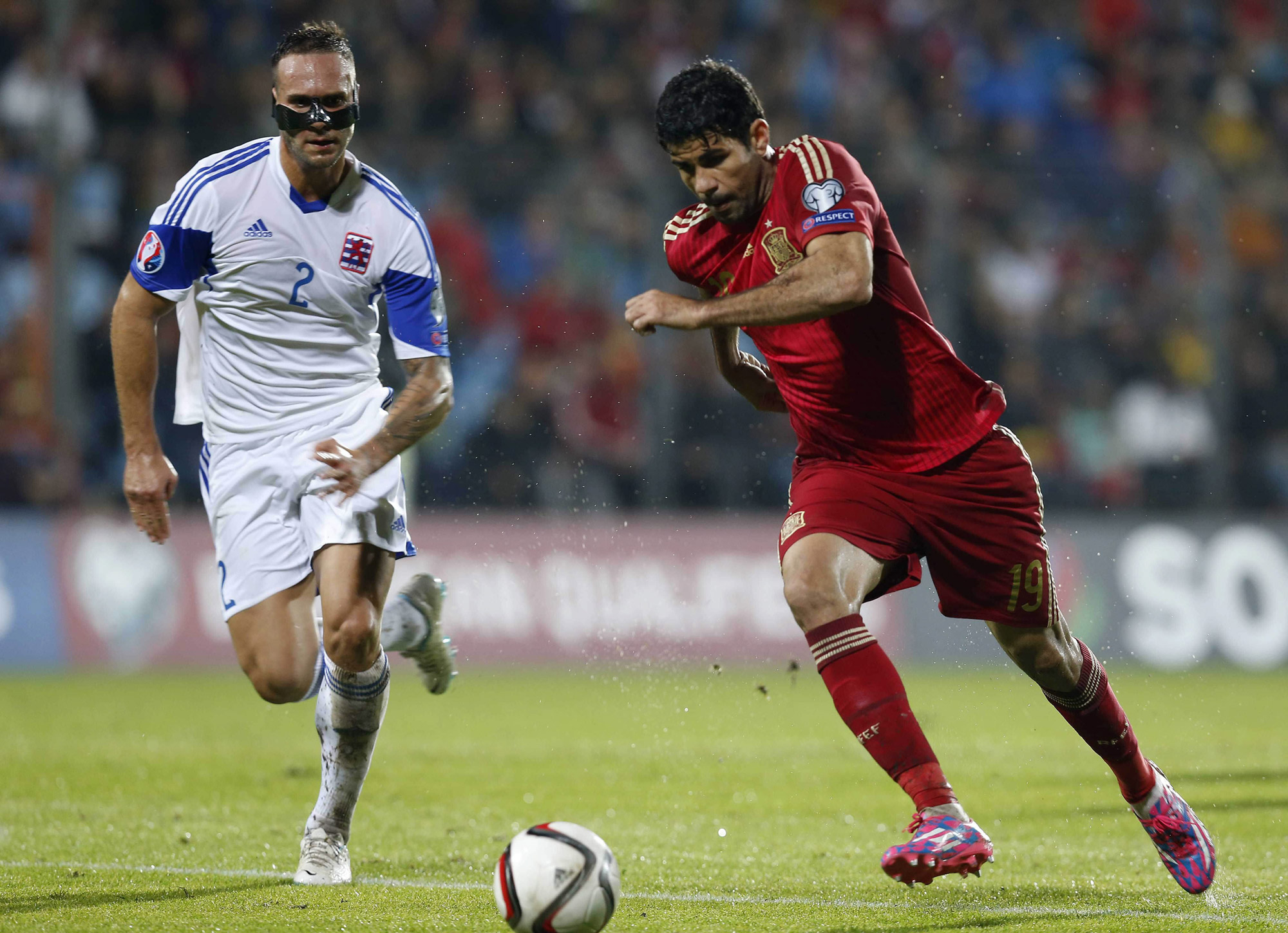 Diego Costa se precipitou ao escolher a seleção da Espanha 9dbde1fc98f0c