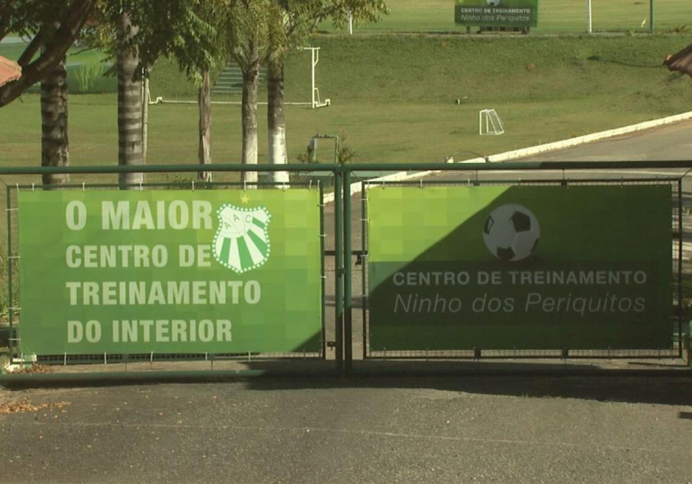 Virose em atletas do Sertãozinho cancela jogo-treino contra a ... - Globo.com