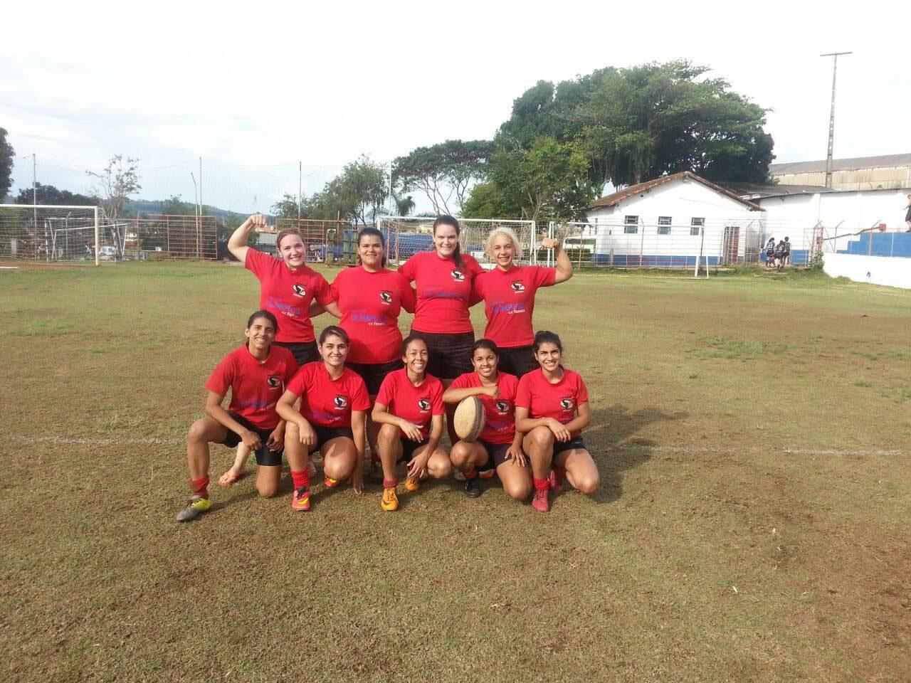 Meninas do rúgbi do Triângulo Mineiro avaliam resultados no ... - Globo.com