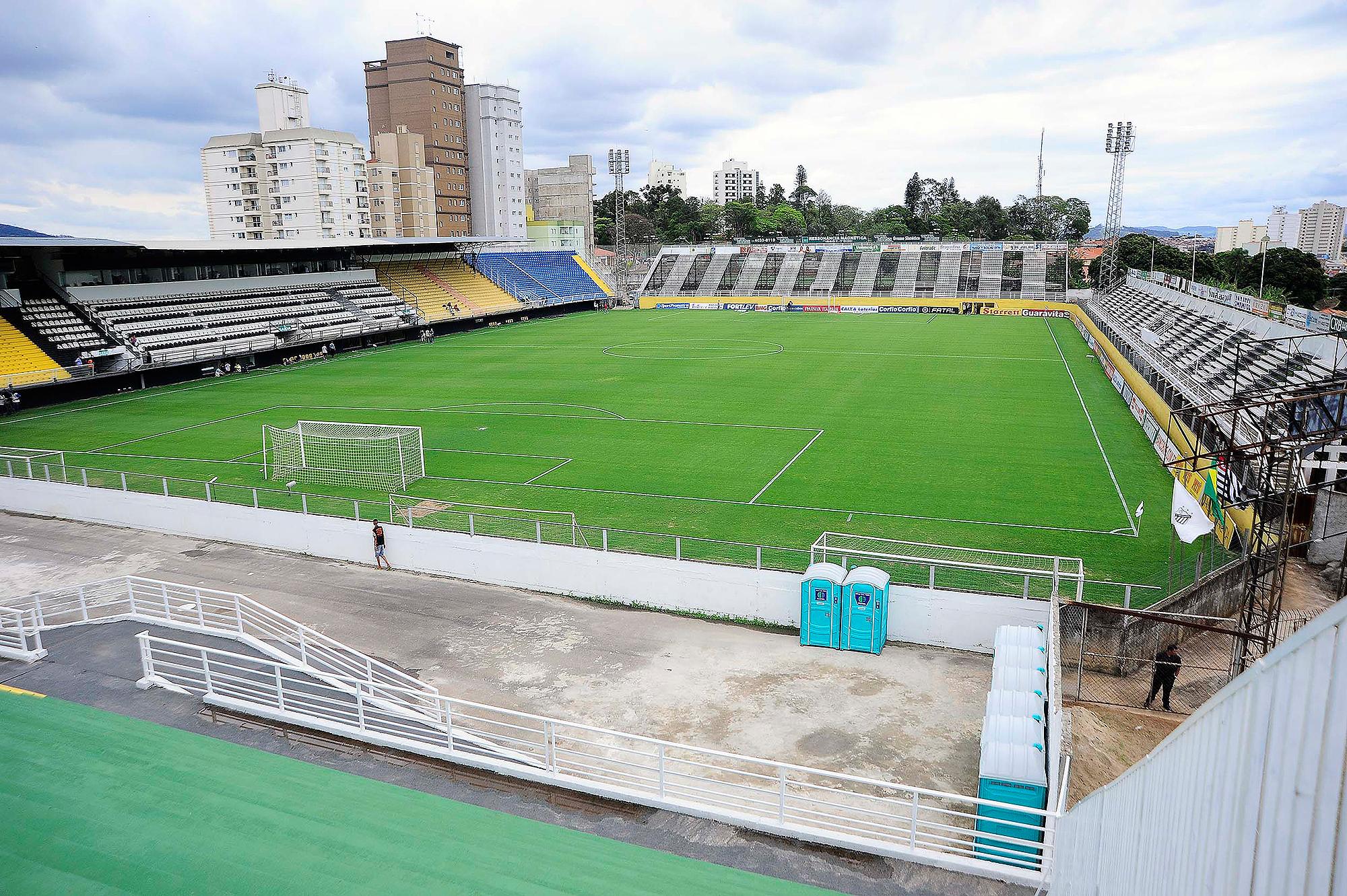 Com Canindé interditado, Bragança receberá Portuguesa x São Bento - Globo.com