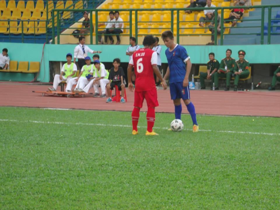 Sport derrota time de Mianmar e lidera Grupo B da BTV International ... - Globo.com