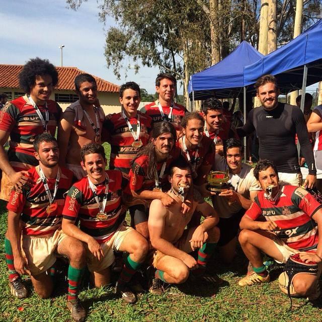 Uberlândia Rugby conquista em casa 1º lugar da segunda etapa do ... - Globo.com