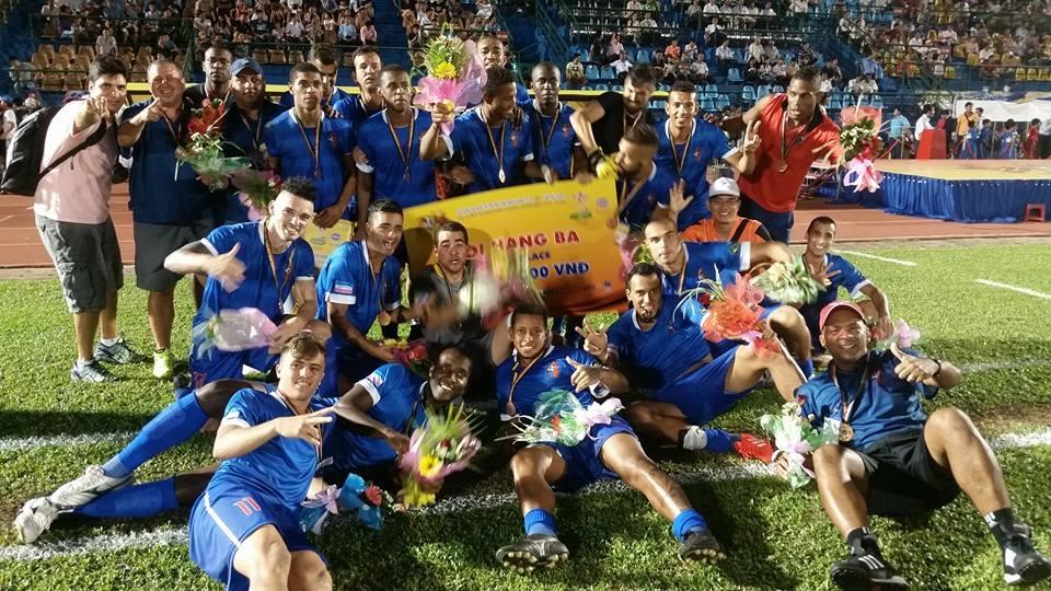 Sport-ES vence time do Vietnã e fica em terceiro na BTV ... - Globo.com