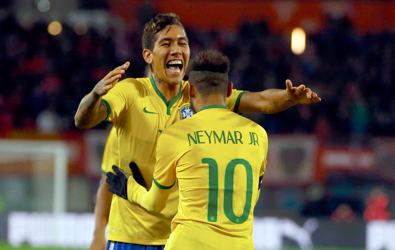 Alagoanos, Firmino e Luan aproveitam chances e se consolidam ... - Globo.com