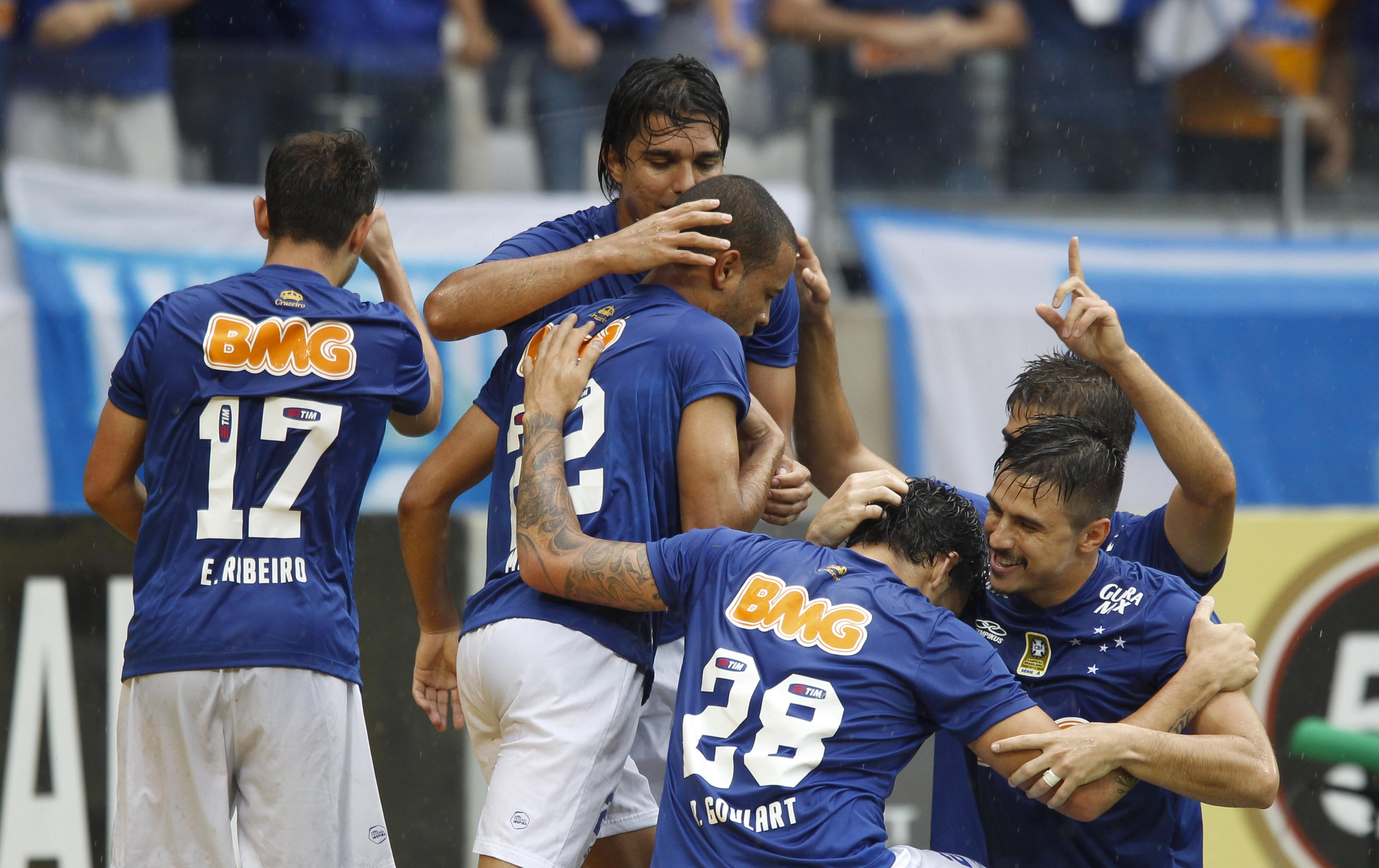 Reveja os momentos marcantes da campanha do título do Cruzeiro ... 3146776237f91