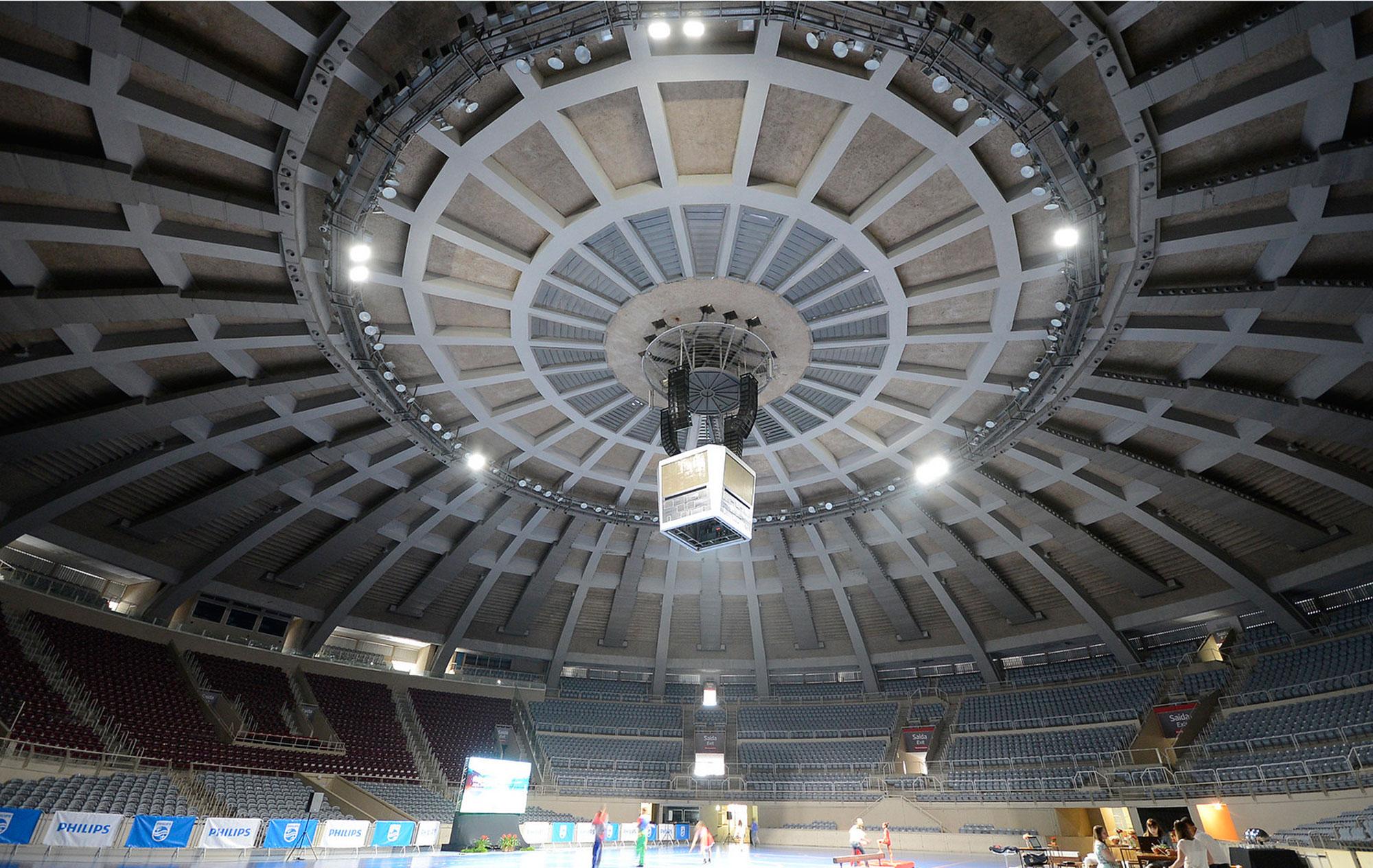 Rio 2016 descobre problema no teto do Maracanãzinho 9b6743a330b92