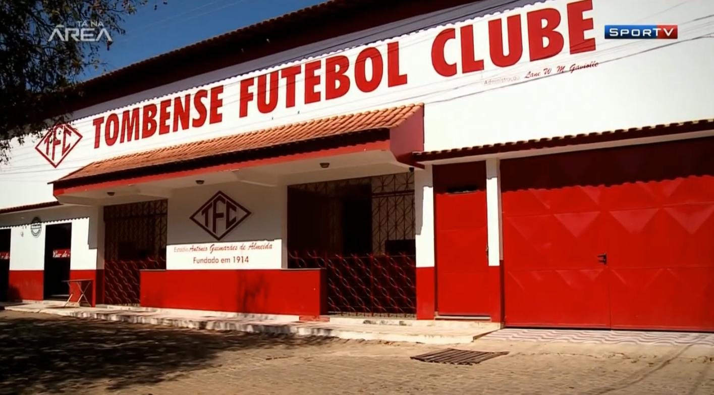 Tombense orgulha cidade com taça na estreia da Série D - Globo.com