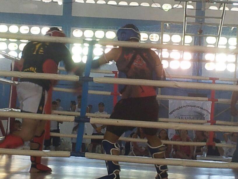 Natal sedia segunda etapa do Campeonato Potiguar de Muay thai - Globo.com