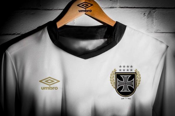 8d537eee2d Curtinha  Vasco e Umbro lançam edição limitada de camisa especial ...