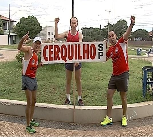 São Silvestre é programa de final de ano de atletas no interior paulista - Globo.com