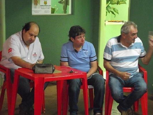 Direção do Barretos faz reunião para alavancar plano sócio-torcedor - Globo.com