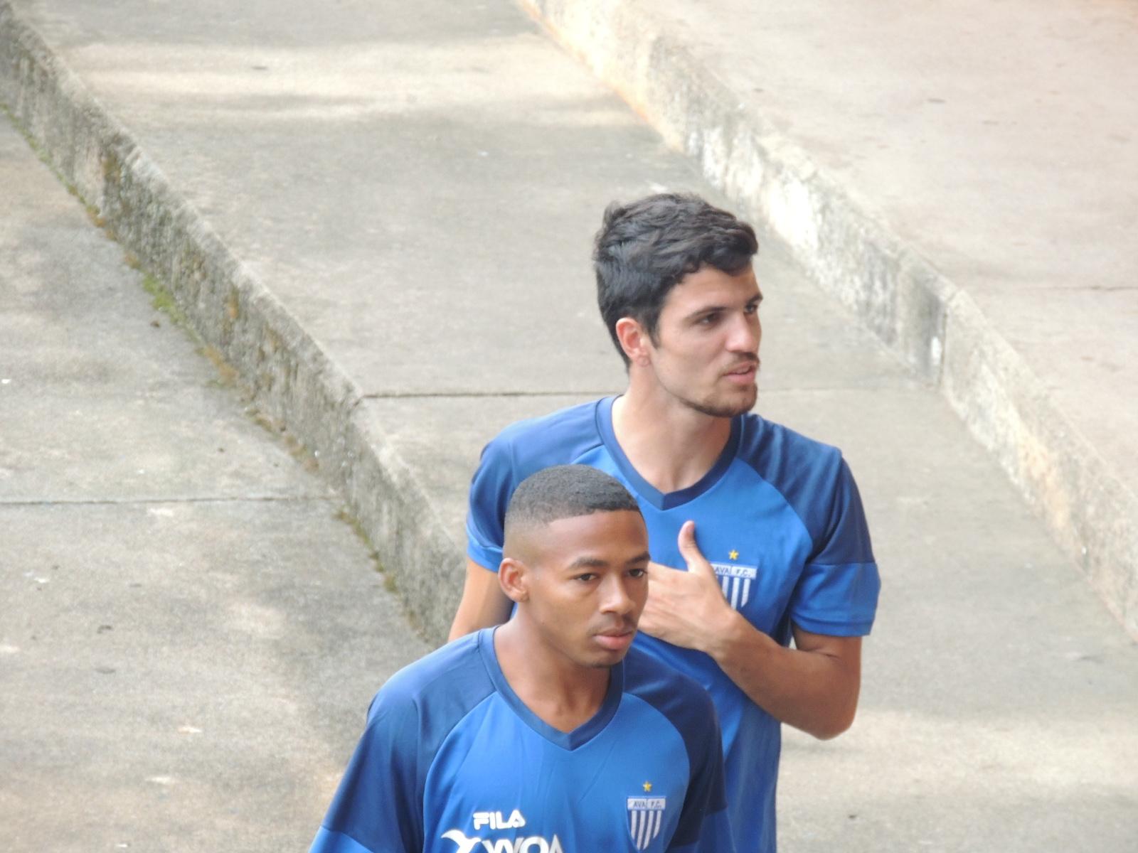 De olho na base, Avaí aguarda Copa São Paulo para fechar o elenco - Globo.com