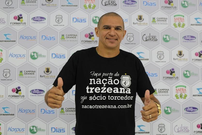 Fabrício Ceará assina com o Treze e será apresentado durante ... - Globo.com
