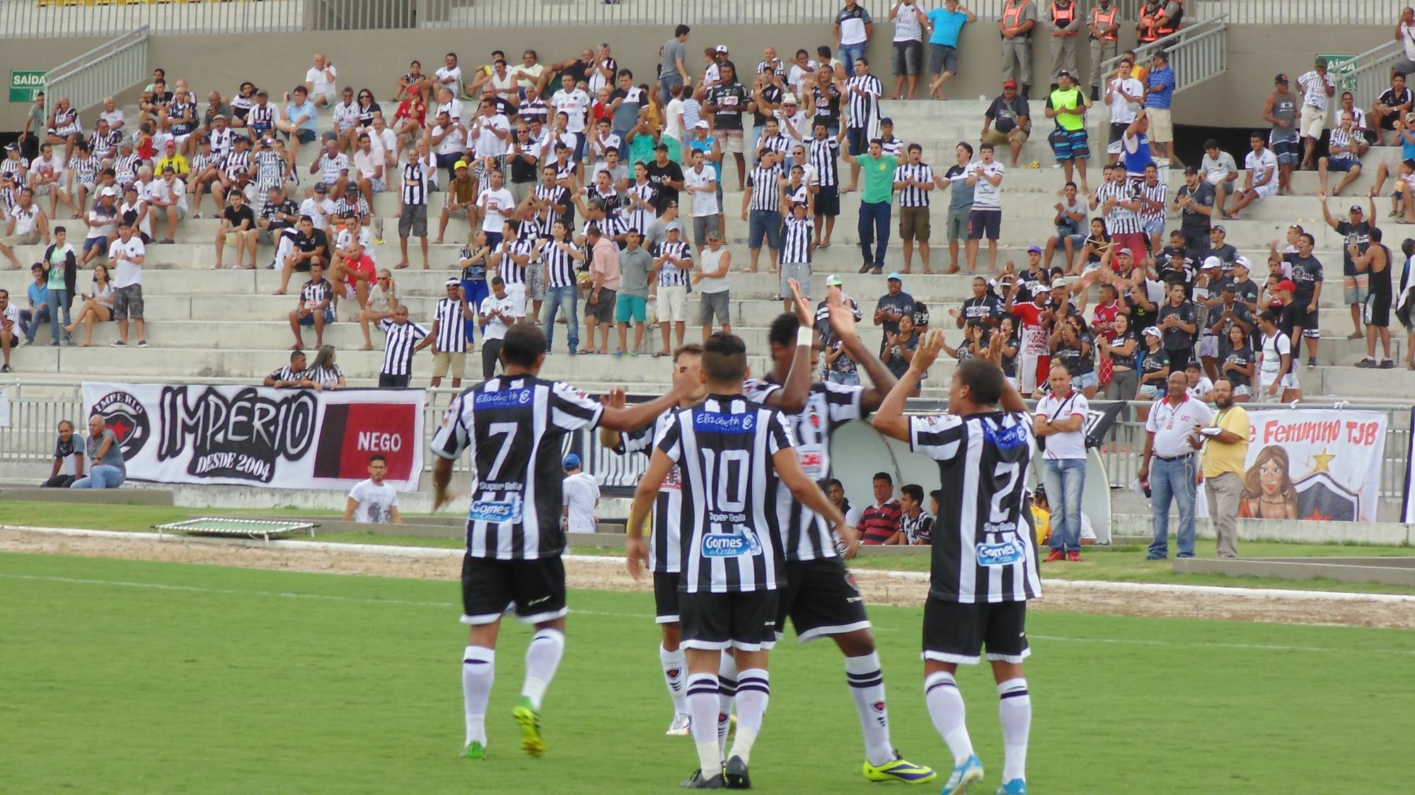 Bota-PB define preços dos ingressos para o jogo de sábado com o ... - Globo.com