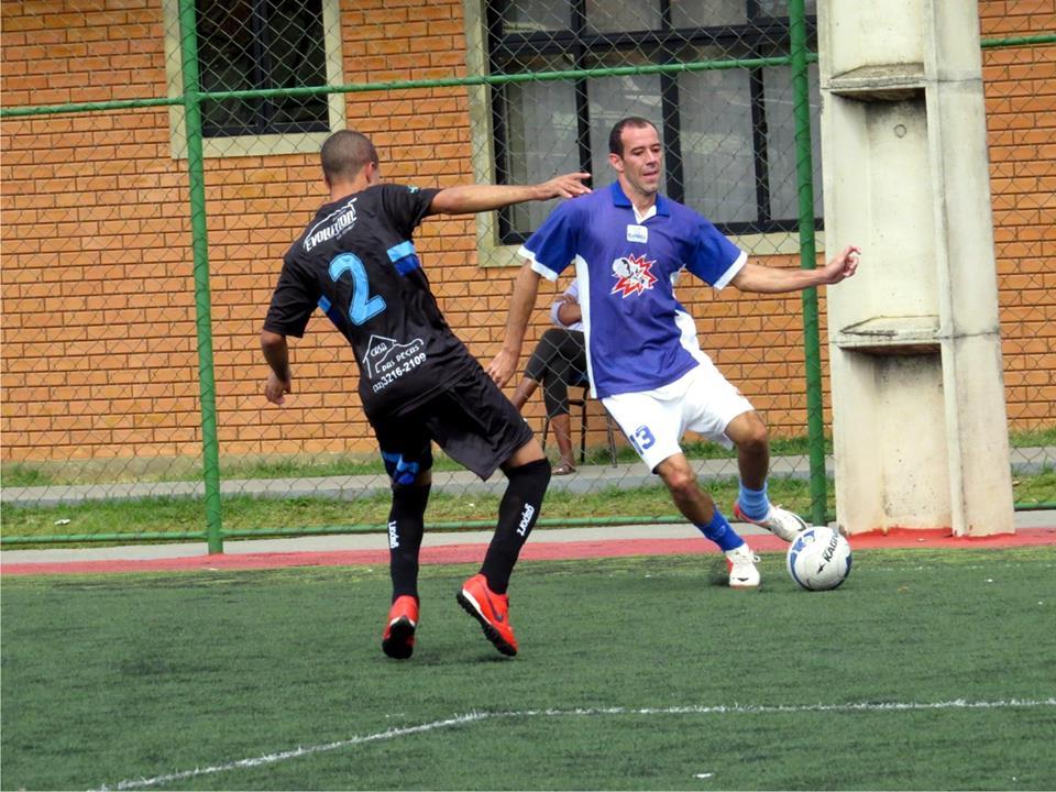 Copa de futebol de 7 reúne 20 equipes e movimenta Juiz de Fora - Globo.com