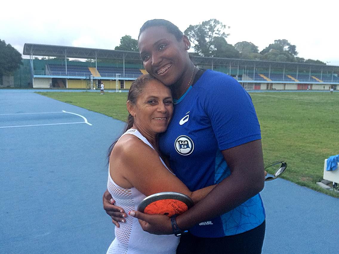 De férias, Andressa Oliveira não cessa os treinos e ajusta foco para ... - Globo.com