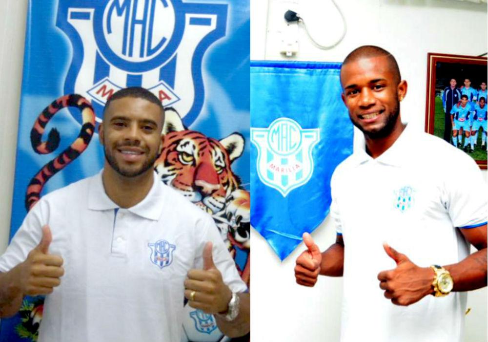 Marília apresenta mais dois reforços para a disputa do Paulistão 2015 - Globo.com