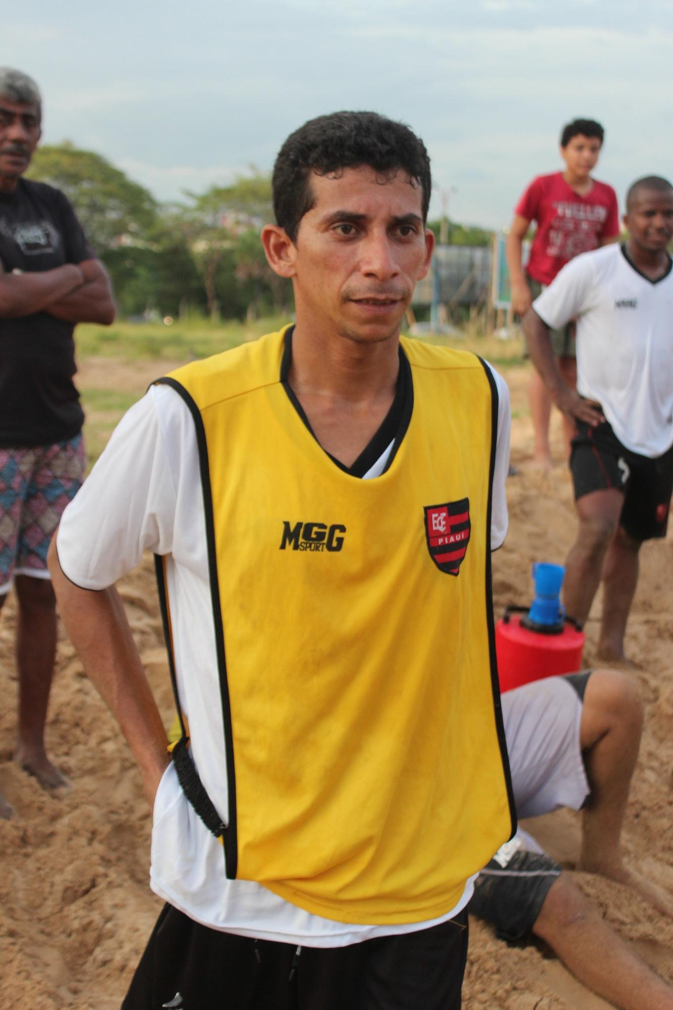 Com Kaká, ex-seleção, Fla-PI finaliza treino para Nordestão de ... - Globo.com