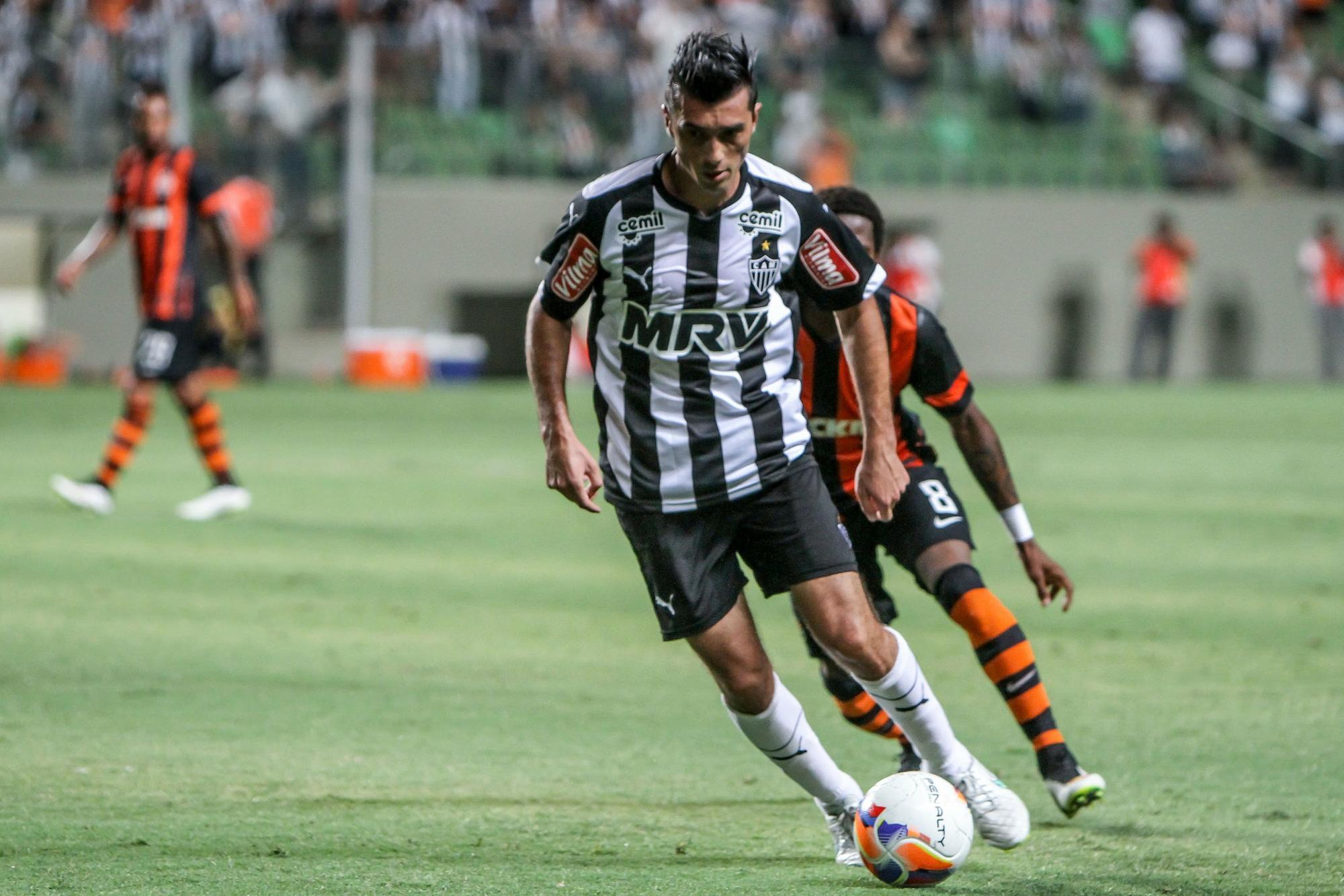 2bbec81cdd Dátolo não se opõe a ser o camisa 10 do Atlético-MG, mas prefere vestir a 23