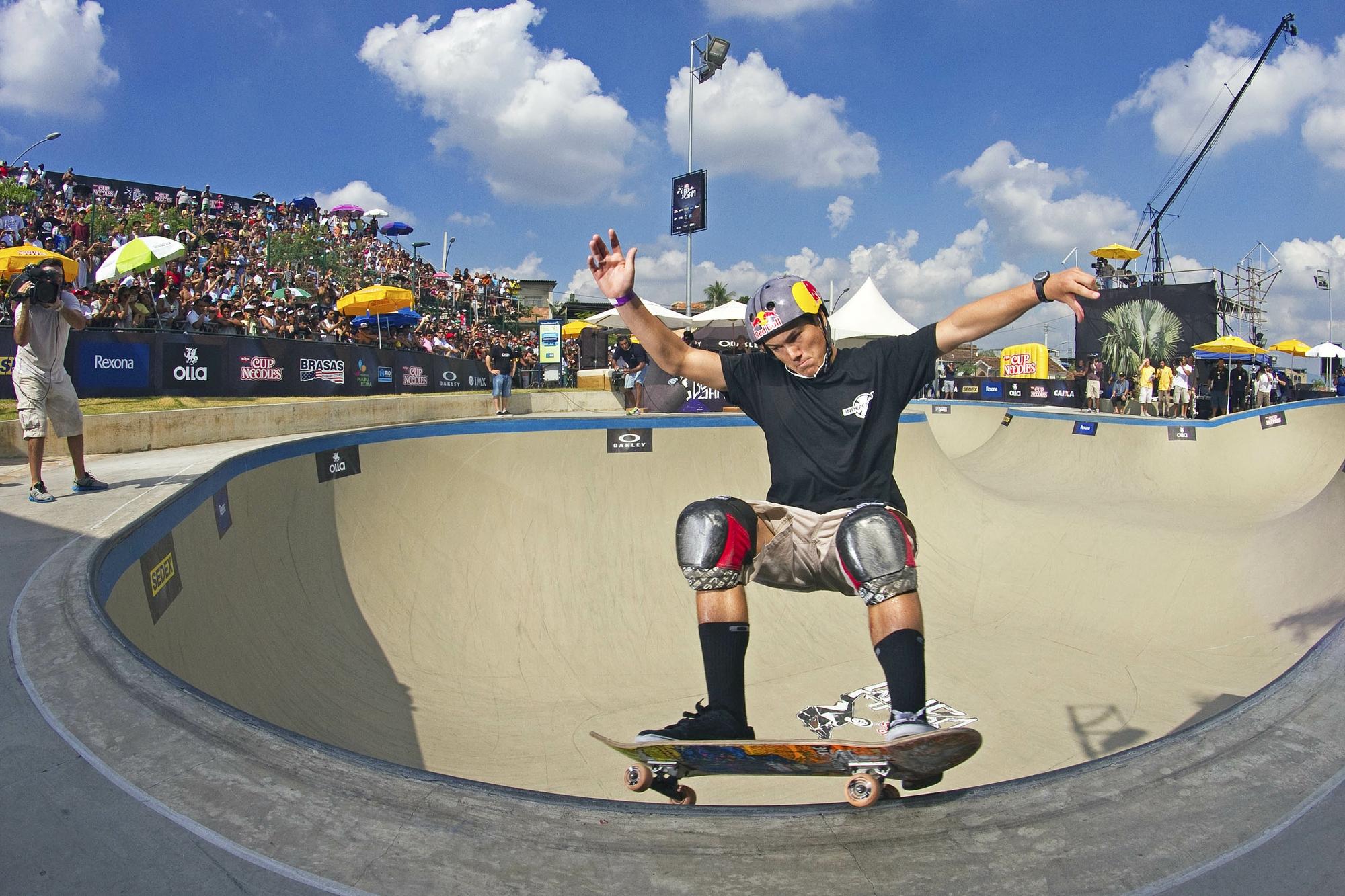 Com calor como desafio, skatistas já estão no Rio para o Mundial ... - Globo.com