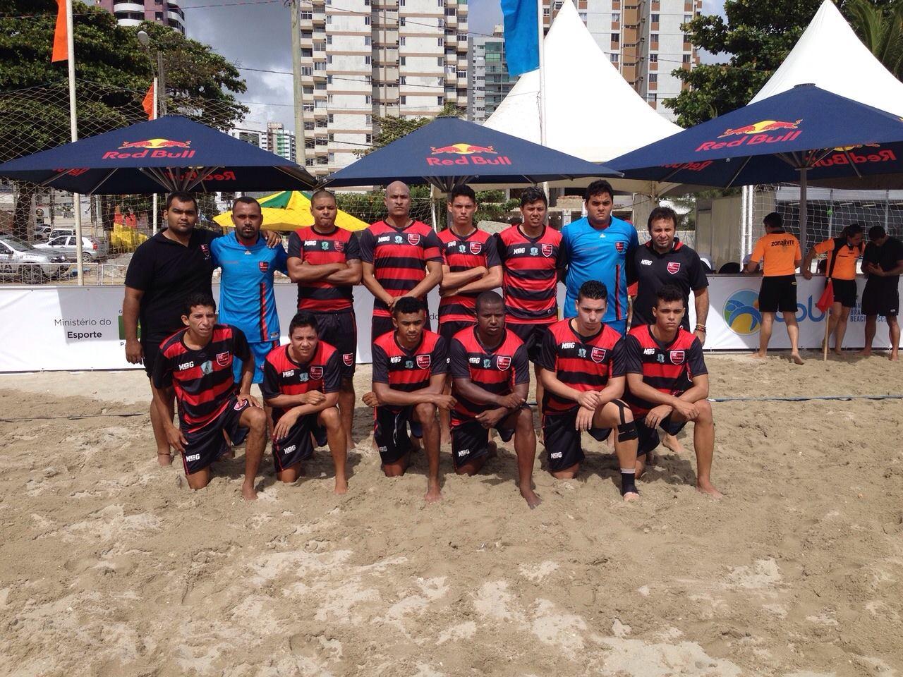 Flamengo-PI tem quatro jogadores na seleção do Nordestão de ... - Globo.com
