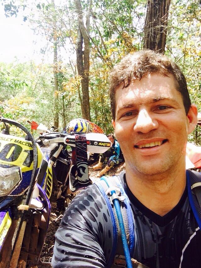 """Experiente nas motos, piauiense sonha com título do Piocerá: """"Vai ... - Globo.com"""