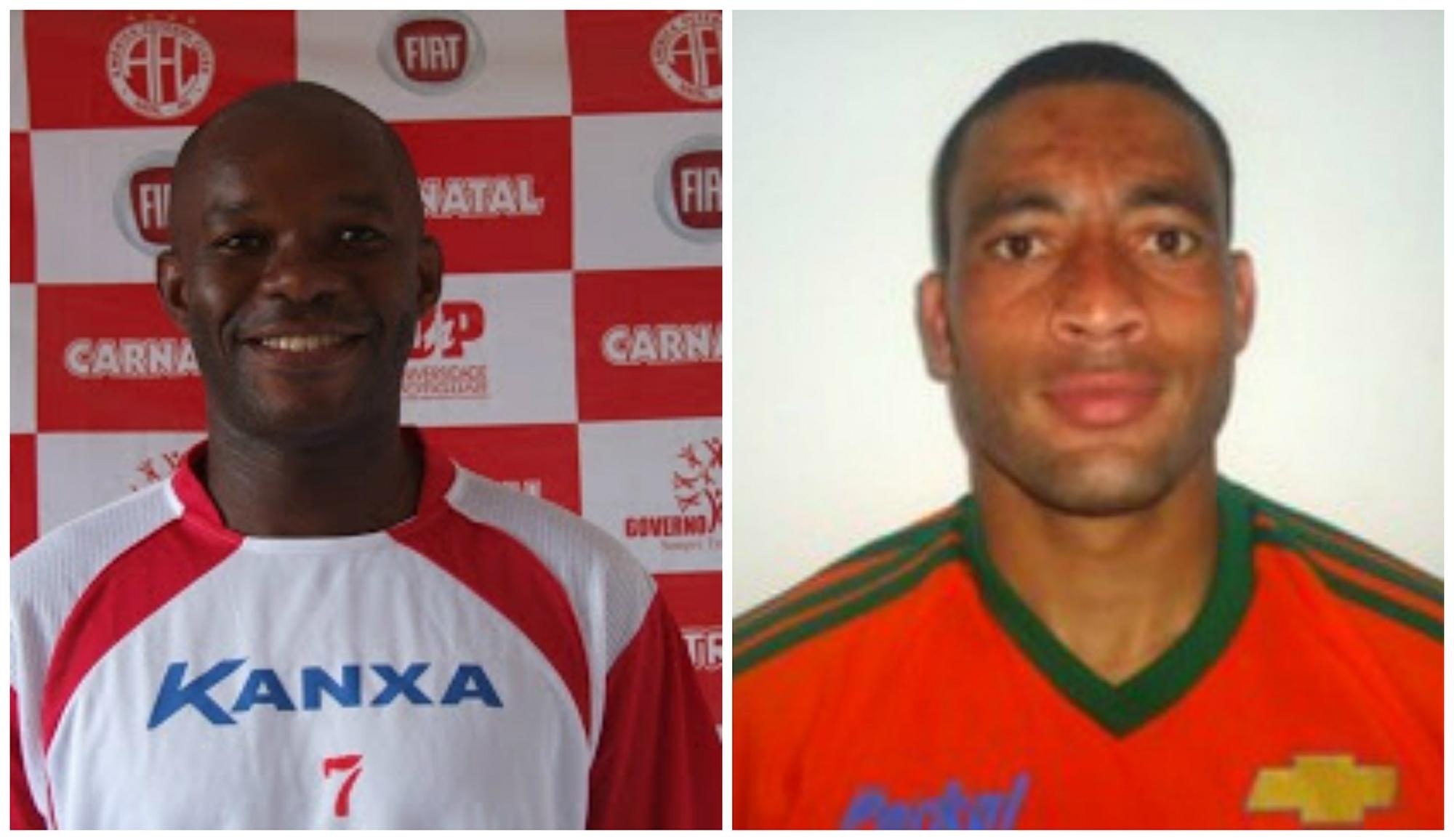 São Mateus acerta com os volantes Alexandre Rotweiller e Fábio Buru - Globo.com