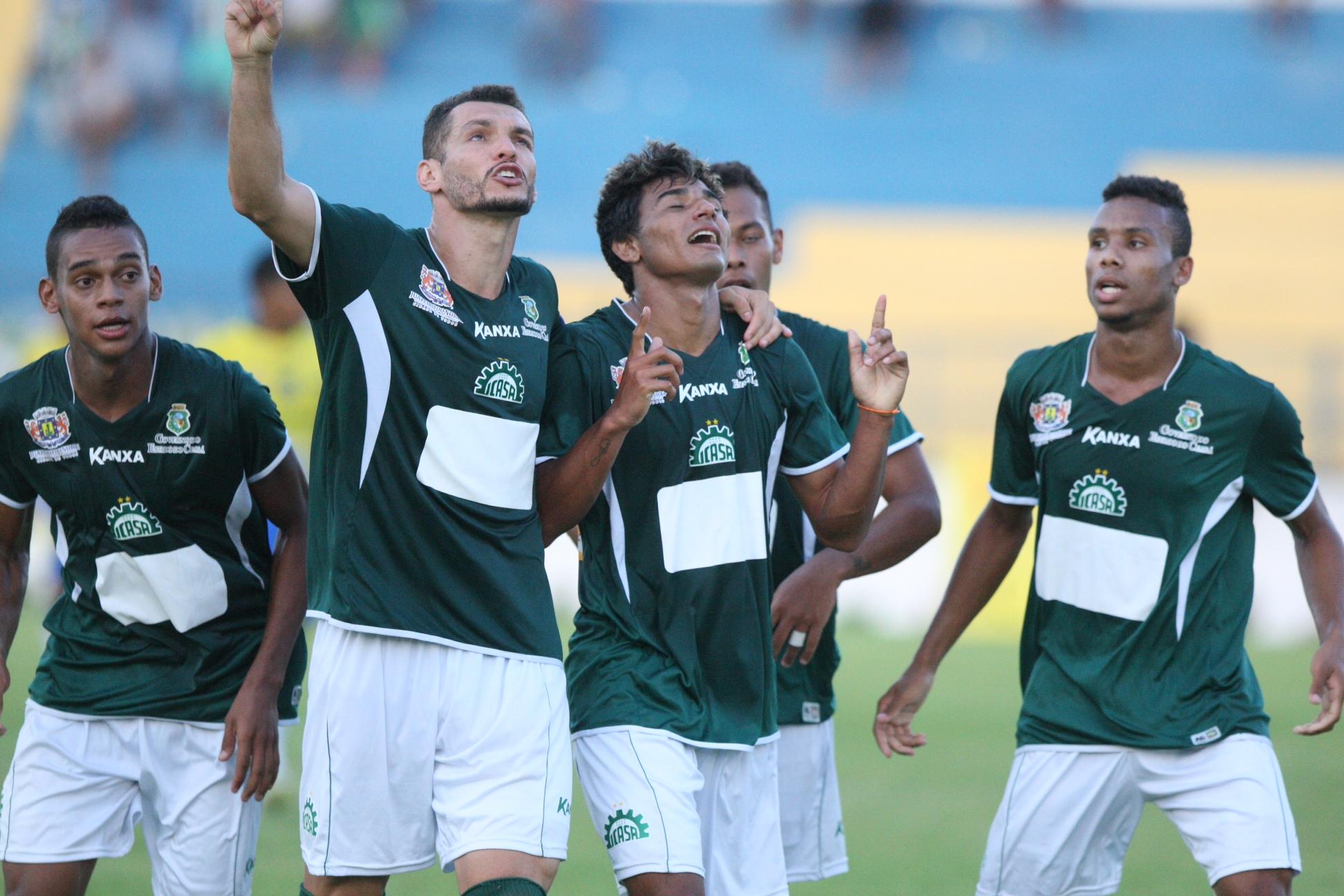 Dupla do Cariri vence e se posiciona bem no Campeonato Cearense - Globo.com