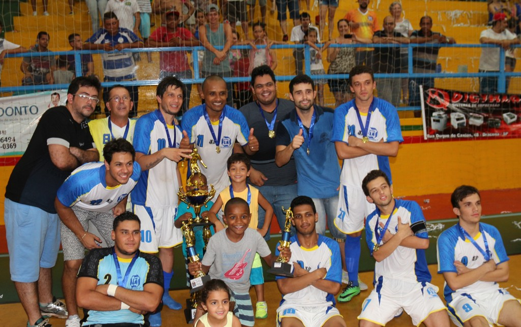 Cabreúva e Lukaian são campeões do Campeonato de Futsal de ... - Globo.com