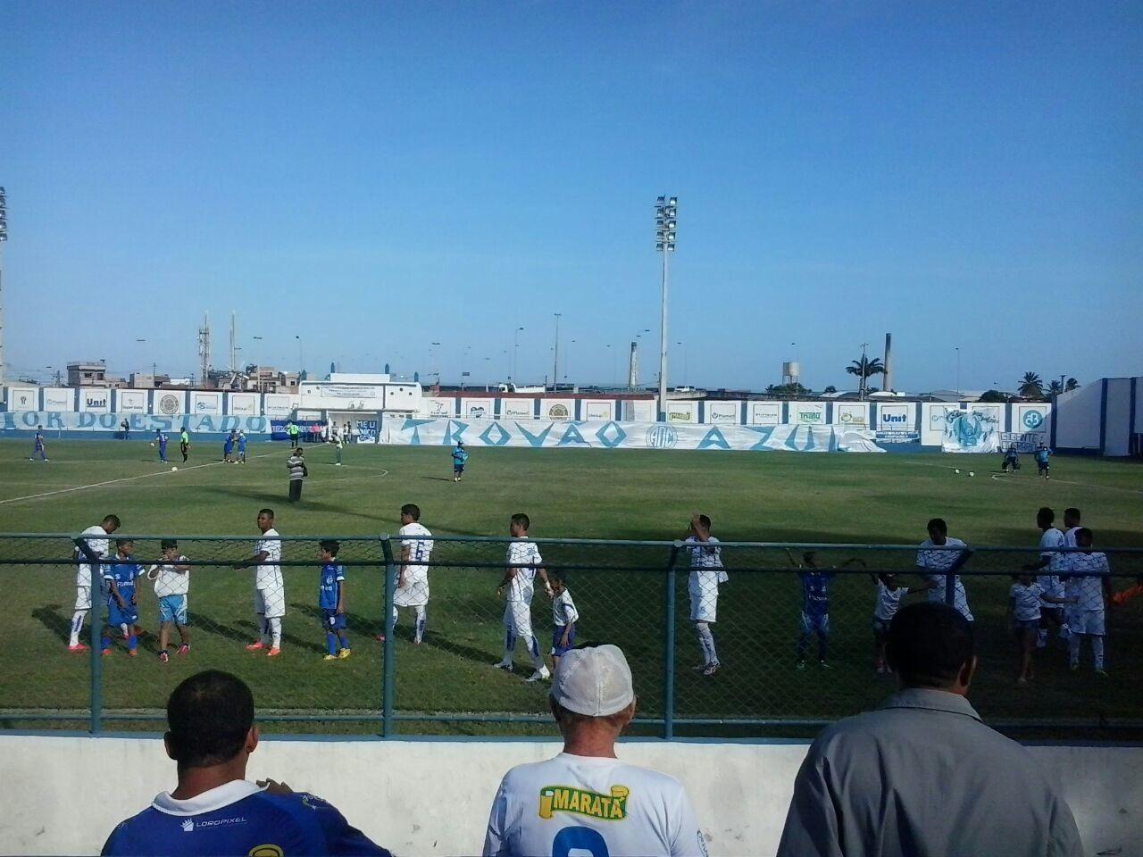 Atual campeão, Confiança vence Boca Jr em casa com gol de ... - Globo.com