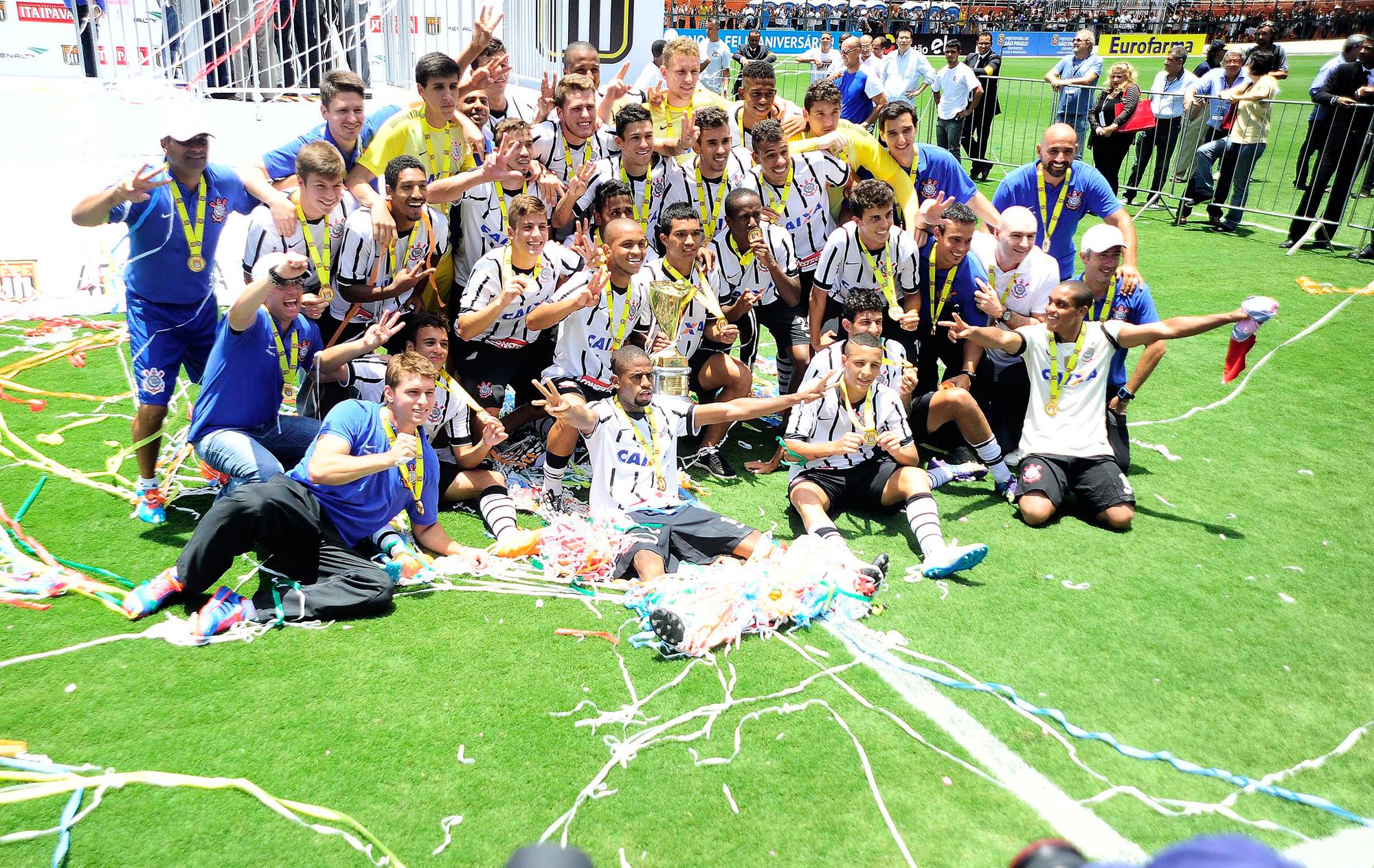 130d7d7f66 FPF divulga sedes da Copa São Paulo de Futebol Júnior  serão 27 cidades