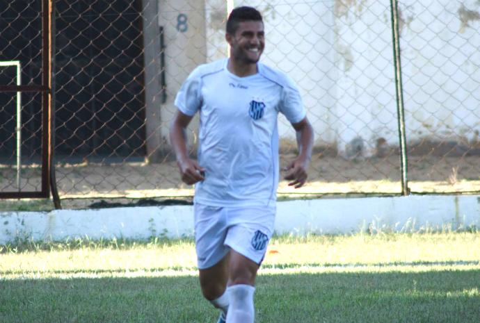 Atacante João Paulo é a aposta de gols do Democrata para a série A - Globo.com