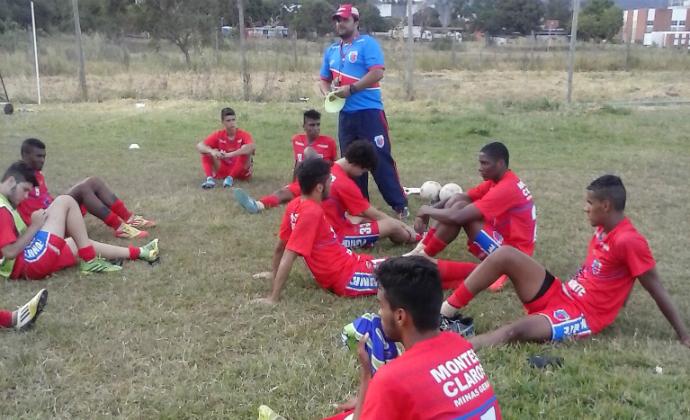 Funorte começa preparação para disputa do Mineiro de Juniores - Globo.com