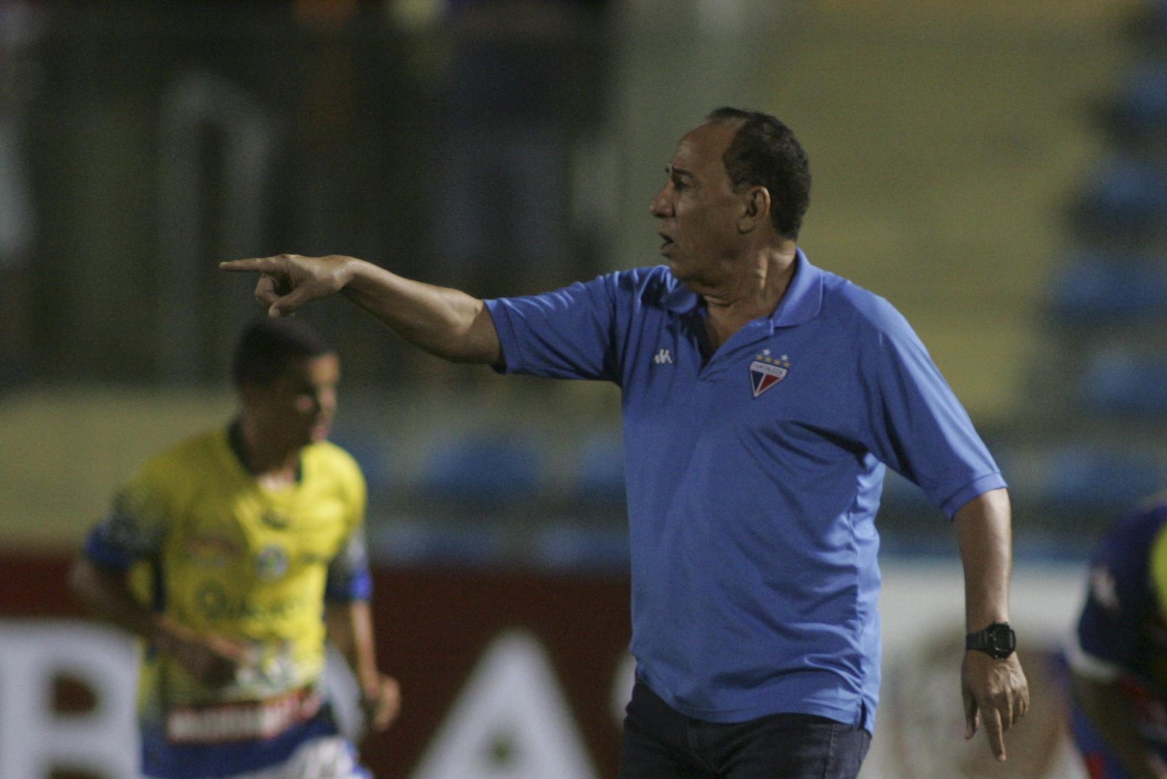 """""""Não vou desistir jamais"""", crava Nedo sobre situação difícil do ... - Globo.com"""