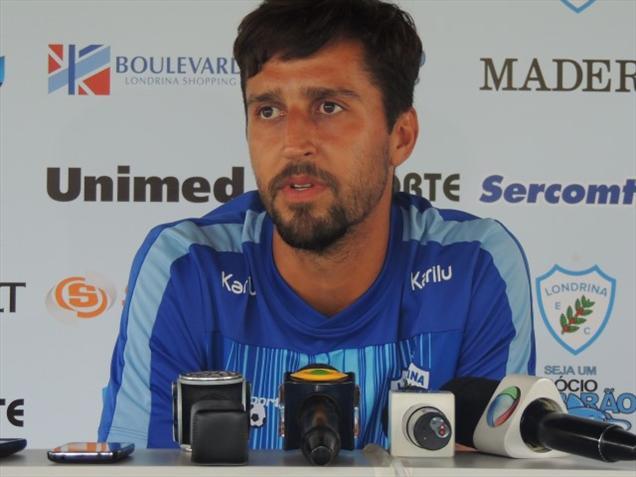 Dirceu afirma que Londrina chega mais forte para a disputa do ... - Globo.com
